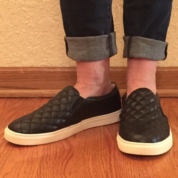 reese quilted sneakers